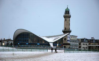 Ein Ausflug nach Warnmünde – Winter an der Ostsee