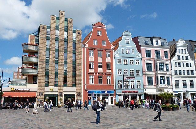 Urlaubsorte Ostsee Rostock