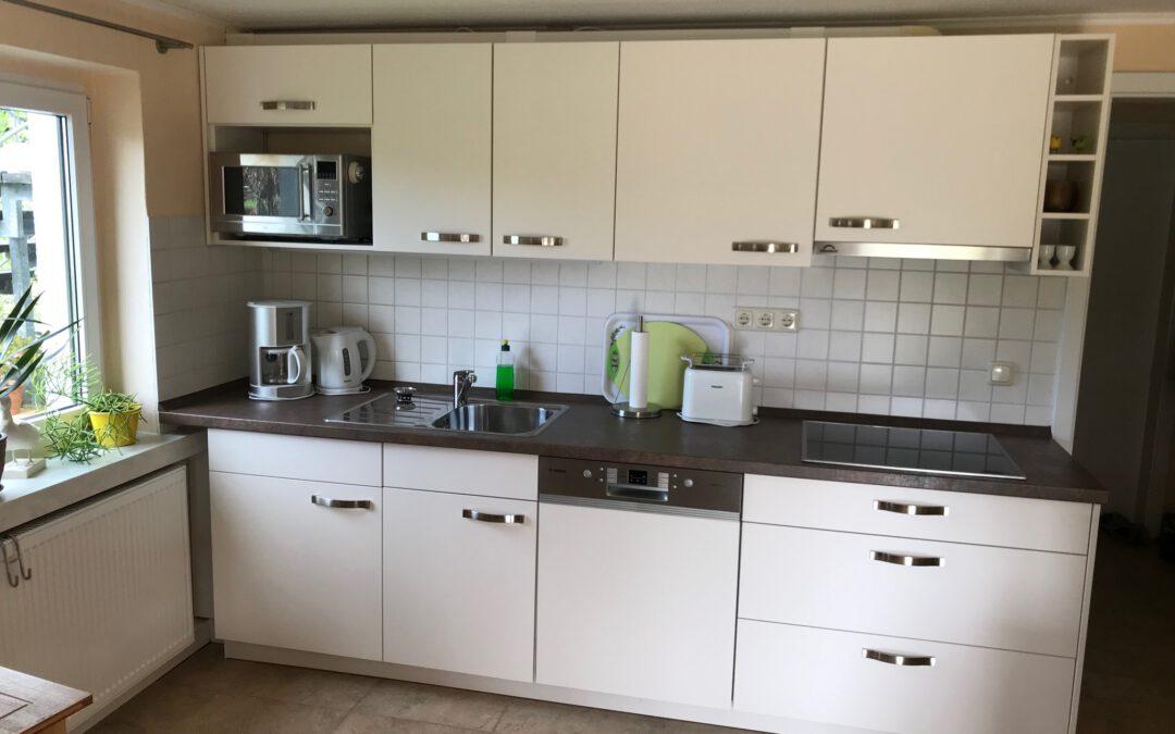 moderne Ferienwohnung mit Küche